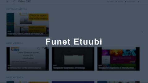 Thumbnail for entry Funet Etuubi - Palvelun esittely