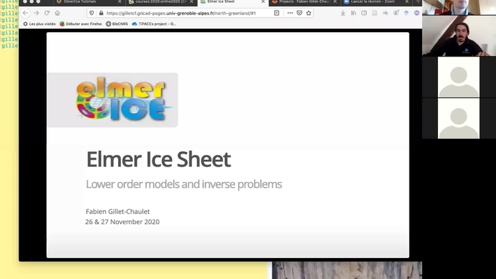 Elmer/IceSheet part 2 of 2
