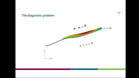 Thumbnail for entry Testglacier diagnostic: 3 Problem outline