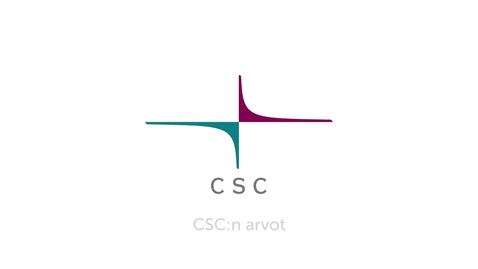 Thumbnail for entry CSC -Arvot Final