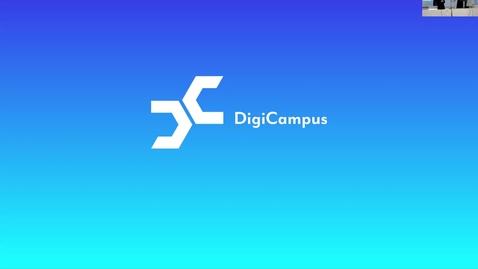 Thumbnail for entry DigiCampus-RoadShow, Turku, alustus