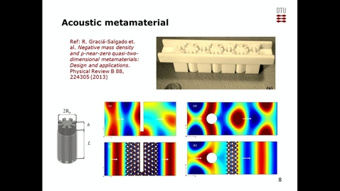 Thumbnail for entry 352-019 Content 49 - Peter on viscothermal BEM, metamaterials and shape optimization