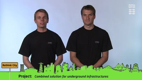Thumbnail for entry CDIO Academy Team 7: Combined solution for underground infrastructures.