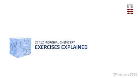 Thumbnail for entry Exercises