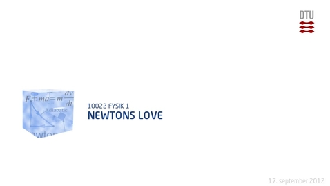 Thumbnail for entry Newtons Love