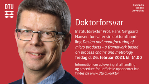 Thumbnail for entry Design and manufacturing of micro products – a framework based on process chains and metrology