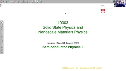 Lecture17A-Semiconductor-Physics-II-part1