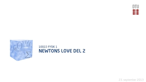 Thumbnail for entry Newtons Love Del 2