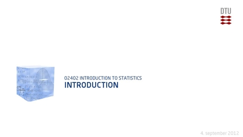 Thumbnail for entry Lec.1A: Introduction