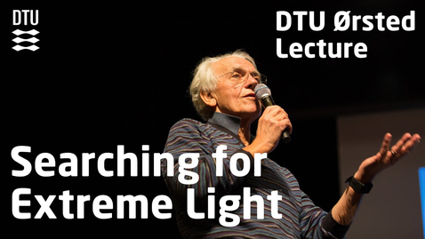 Thumbnail for entry DTU Ørsted Lecture 2020