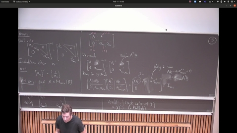 Thumbnail for entry Lecture 2.c: Proof of Thm 3.3.12