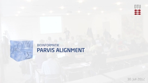 Thumbnail for entry Parvis alignment