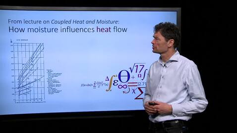 Thumbnail for entry How Moisture Influences Heat Flow - 20170215