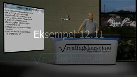 Thumbnail for entry Eksempel 12.11