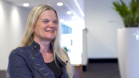 Thumbnail for entry In For Care Partner: Jolanda Warners