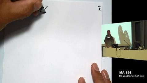 Thumbnail for entry Funksjoner