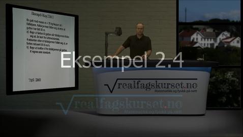 Thumbnail for entry Eksempel 2.2.4