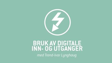 Thumbnail for entry 5. Bruk av digitale inn- og utganger.mp4