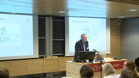 Thumbnail for entry Nasjonalt seminar om matematikkundervisning - del 3 - 40min.