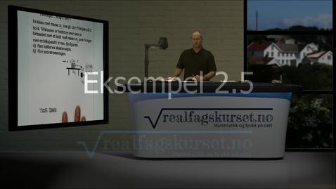 Thumbnail for entry Eksempel 2.1.5