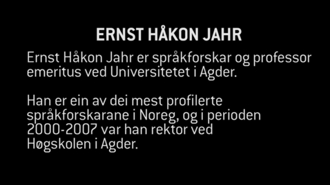 Thumbnail for entry Fikk «drømmedager»