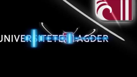 Thumbnail for entry Mediestudentenes TV-sending tirsdag 5. november 2013