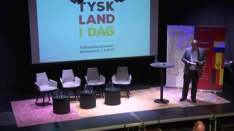 Thumbnail for entry Foredag av Tom Nystedt, CEO Agder Energi