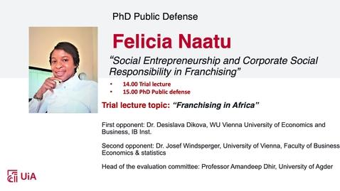 Thumbnail for entry Disputas Felicia Natuu