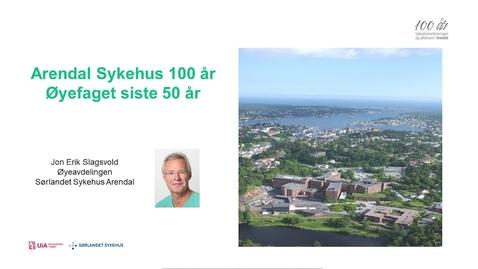 Thumbnail for entry Film 9: Øyefaget siste 50 år