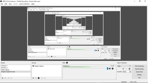 Thumbnail for entry 4.2.3 - Facebook Live via OBS