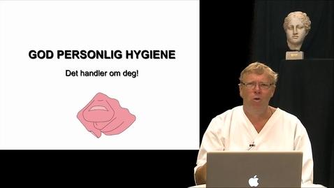 Thumbnail for entry 04 God personlig hygiene - Del 2