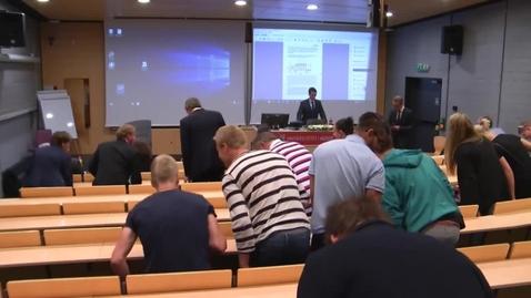 Thumbnail for entry Øystein Sylta - Disputas-2 - 24mai 2017