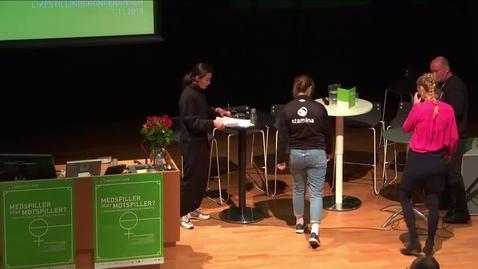 Thumbnail for entry Likestillingskonferansen - del 5 - 01 november 2018