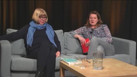 Thumbnail for entry Torunn Lauvdal om lærerrolleutvalget