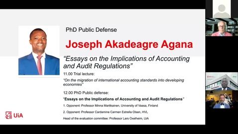 Thumbnail for entry Digital Defense - Joseph Akadeagre Agana - 24-06-2021