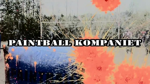 Thumbnail for entry Paintball Arendal - Teaser