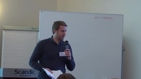 Thumbnail for entry 1 Hva er programmering - med Knut Mørken og Cathrine Tellefsen