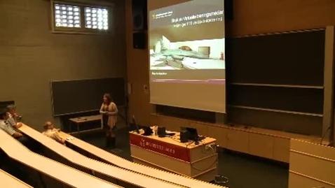 Thumbnail for entry LA2020 konferansen 2011 - Are Egebakken
