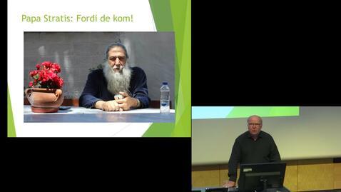 Thumbnail for entry Paul Leer-Salvesen åpningsforedrag i 2018