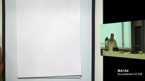 Thumbnail for entry Eksempel - Anvendelse av den deriverte
