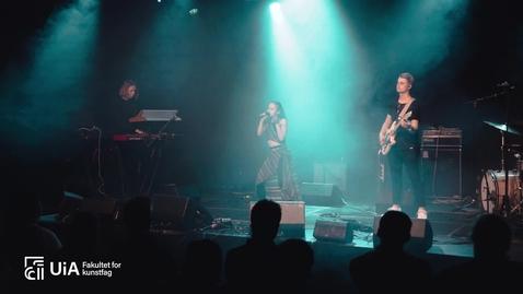 Thumbnail for entry Musikkstudier ved Fakultet for Kunstfag