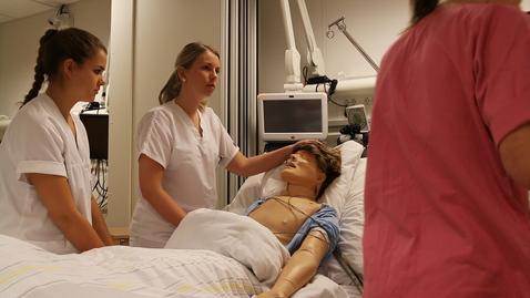 Thumbnail for entry Bli sykepleier på Sørlandet!