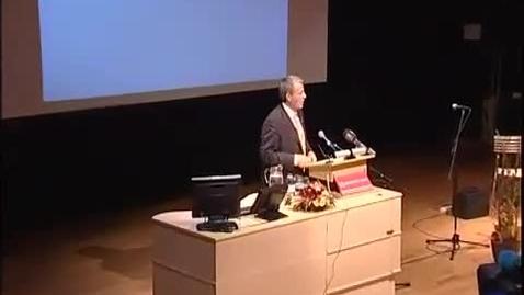 Thumbnail for entry Dagfinn Høybråten kommenterer 2008