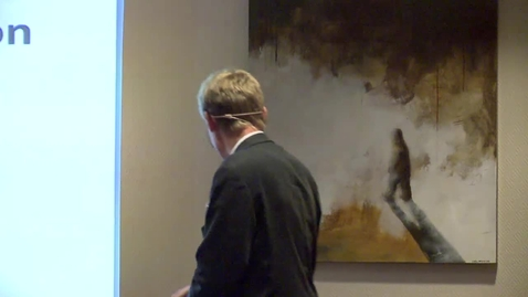Thumbnail for entry Medieforskerkonferansen 2012 - Jens Barland