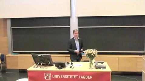 Thumbnail for entry Likestilling i akademia – hvorfor og hvordan?