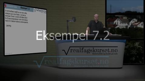 Thumbnail for entry Eksempel 7.2