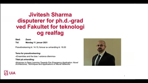 Thumbnail for entry Disputas Jivitesh Sharma