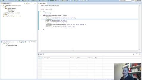 Thumbnail for entry Installere eGit