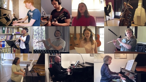 Thumbnail for entry Morgenstemning - Edvard Grieg