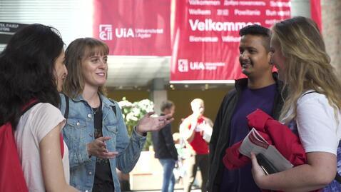 Thumbnail for entry Studer ved Handelshøyskolen ved UiA - promo 23 sek